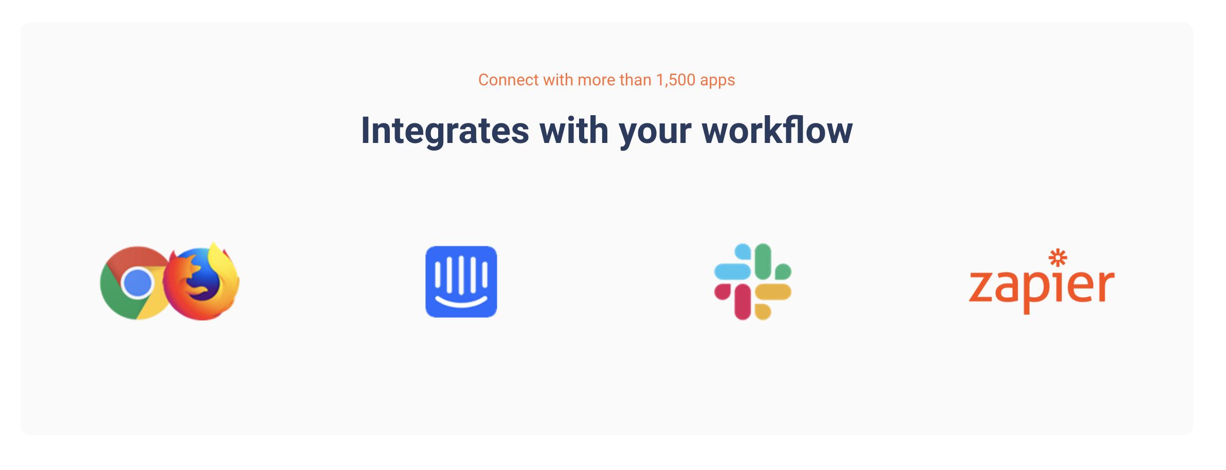 Upvoty integrations