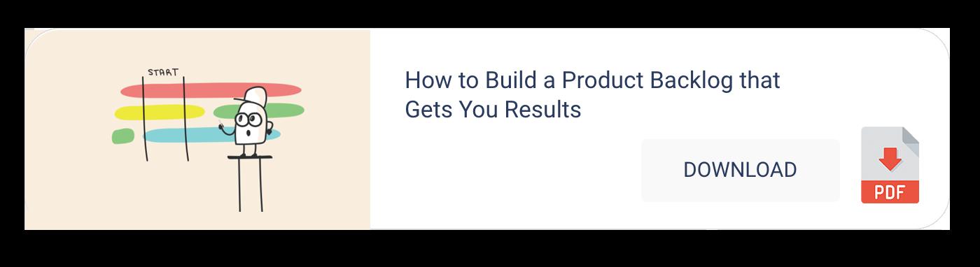 product backlog download